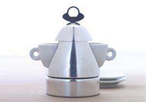 UFO stovetop coffee machine